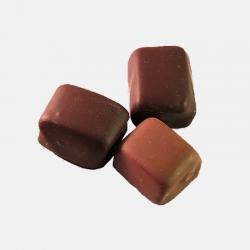 Cubes de guimauve