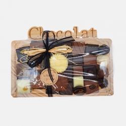 Plancha chocolatée